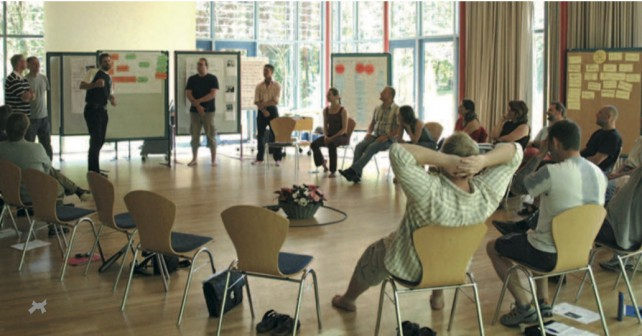 Budopädagogik Gruppe