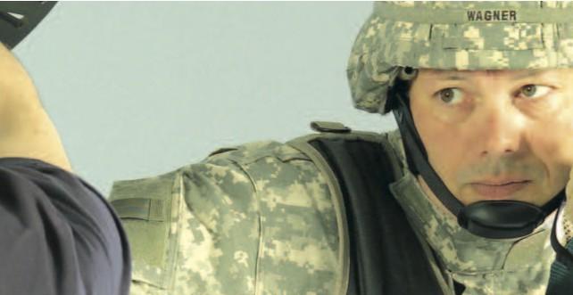 Sergeant Jim Wagner